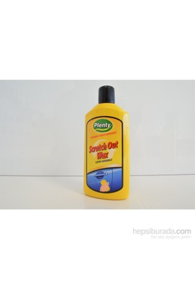 Plenty Yüksek Performans Çizik Giderici Cila (Scratch Out Wax), 250ml