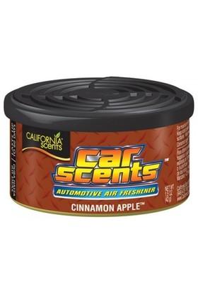 California Car Scents Cinnamon Apple