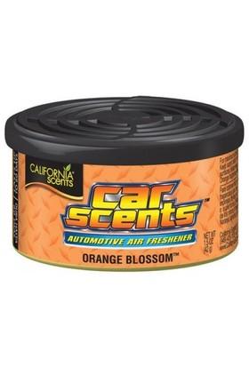 California Car Scents Orange Blossom Portakal Çiçeği Araba Kokusu