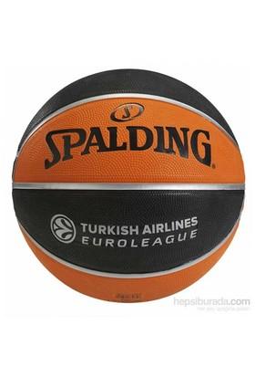 Spalding Basketbol Topu TF-150 Euro/Turk N:5 Rbr Bb (73-984Z)