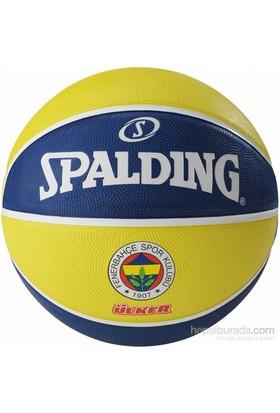 Spalding Basketbol Topu Euro N:7 Rbr Bb Fenerbahçe (83-058Z)
