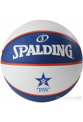 Spalding Basketbol Topu Euro N:7 Rbr Bb Anadolu Efes (83-076Z)
