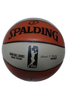 Spalding Basketbol TopuWNBA6Panel Game Ball 74-572z (74-533Z)