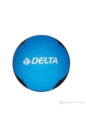 Delta Sağlık Topu Zıplayan 1 Kg Turkuaz/Siyah - DST 7551