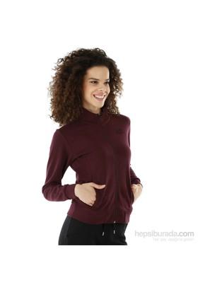 Kappa 1 302Y7N 434L Bayan Kadın Sweatshirt Mor