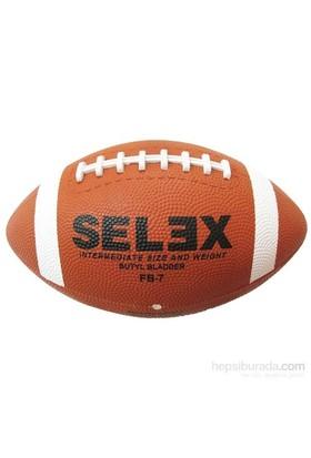 Selex Fb-7 Mini Amerikan Futbolu Topu 7 No
