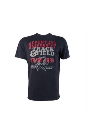 Mountain Crew Rig1 Lacivert Erkek T-Shirt MCI5606