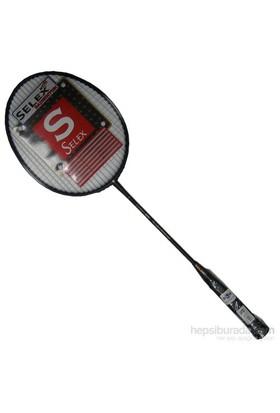 Selex 5501 Carbon Badminton Raketi