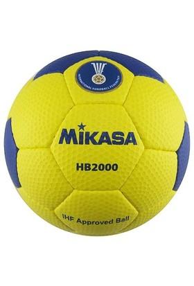 Mikasa Dikişli 2 No Deri Ihf Onaylı Hentbol Topu