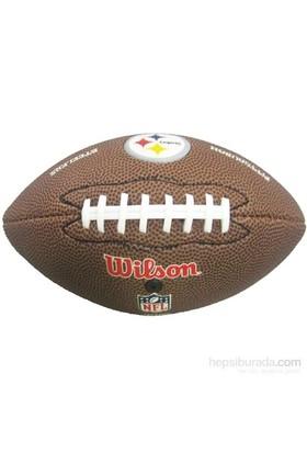 Wilson Amerikan Futbol Topu NFL MINI TEAM LOGO FB PT ( WTF1533XBPT )