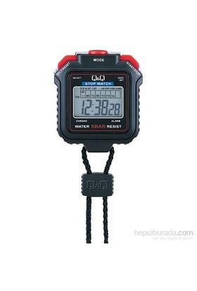 Q&Q HS43 Su Geçirmez Kronometre