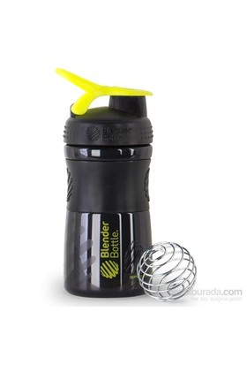 Blender Bottle Shaker 550 Ml Siyah Renk