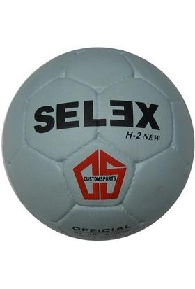 Selex H2 Kauçuk 2 No Hentbol Topu