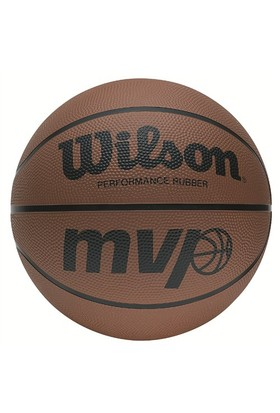 Wilson MVP Brown Basketbol Topu Size : 7 (X5357)