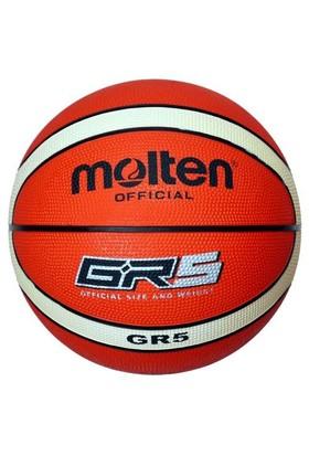 Molten Bgr5 Oı Fıba Onaylı Kauçuk 5 No Basketbol Topu
