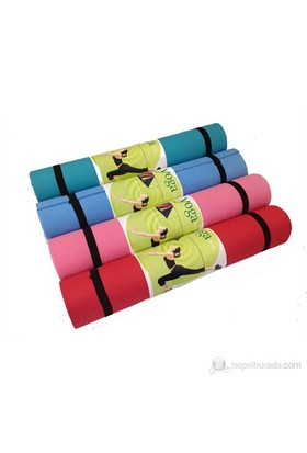 Cosfer Pilates Minderi & Yoga Mat 4mm Ksf-2