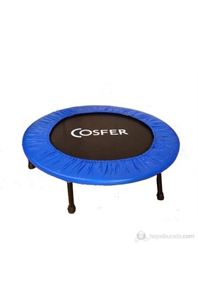 Cosfer Ultra-Deluxe Trampolin ( 100 CM ) 38 Mavi