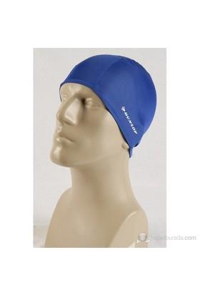 Dunlop Koyu Mavi Likra Yetişkinler İçin Yüzücü Bonesi DNZBONDNP028D.BLUE