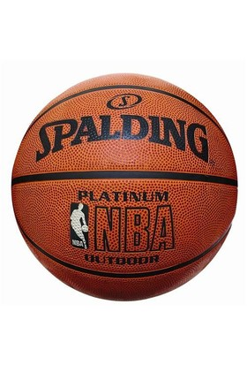 Spalding Basket Topu NBA Platinum Outdoor 73-304 (63-758Z) No:7