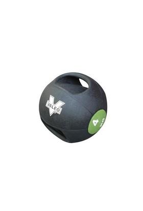 Valeo 4 Kg Tutacaklı Sağlık Topu -Yeşil