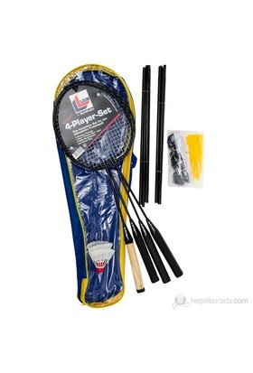 Sunflex Badminton 4-Player Set