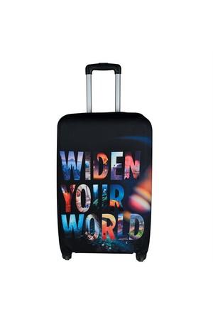 Tk Collection Widen Your World Valiz Kılıfı