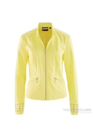 bonprix Blazer Ceket Sarı