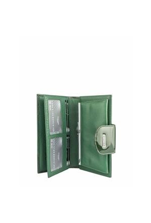 Cengiz Pakel Bayan Cüzdan Rugan Yeşil 65110