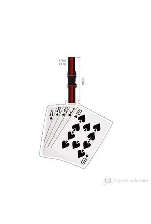 Nektar Lh268 Poker Valiz Etiketi