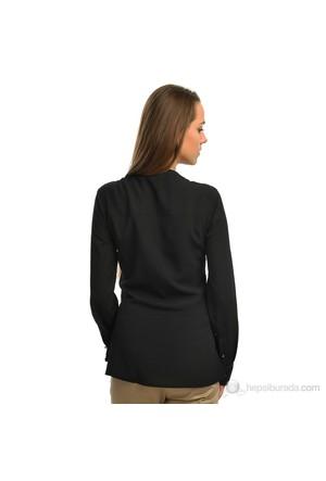 Sabra Kadın Bluz Siyah
