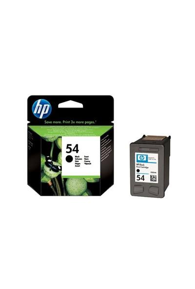 HP 54 Siyah Mürekkep Kartuş CB334AE / CB334A