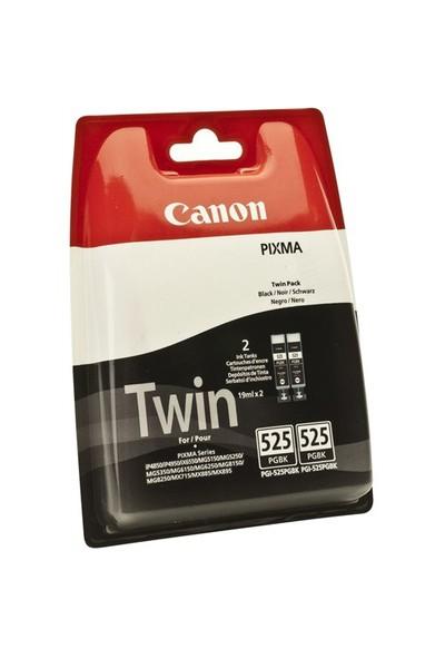 Canon PG-525PBK 2'li Siyah Mürekkep Kartuşu