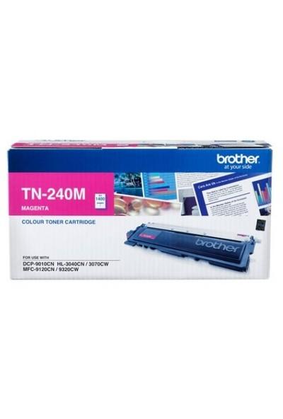 Brother TN-240M 1400 Sayfa Kapasiteli Kırmızı Toner
