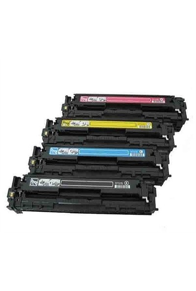 Neon Hp Color Laserjet Pro Mfp M252dw Siyah Renkli Toner Muadil Yazıcı Kartuş
