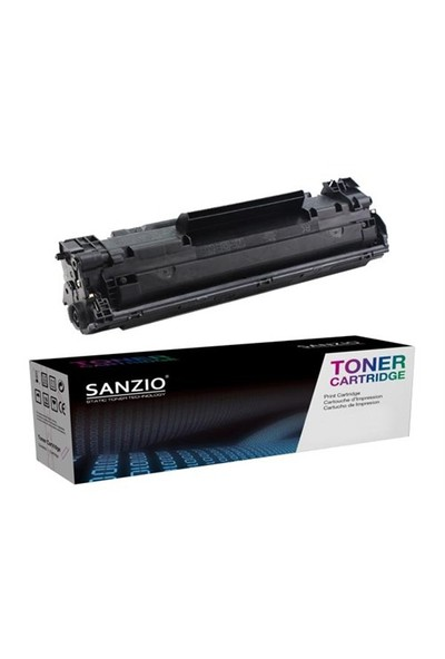 Sanzio Hp Cf283a Muadil Toner