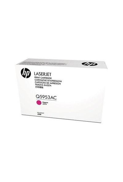 Hp Q5953ac (Q5953a) Taahhutlu Laserjet Macenta Toner Kartusu