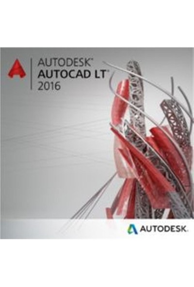 Autodesk Autocad Lt 2016 Commercial New Slm