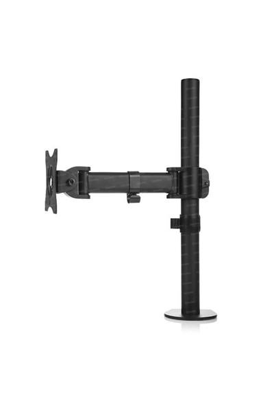 """Dark VM13 1 x 13""""-27 Monitör Destekli Masa Tipi LCD Monitör ve TV Kolu (DK-AC-VM13)"""