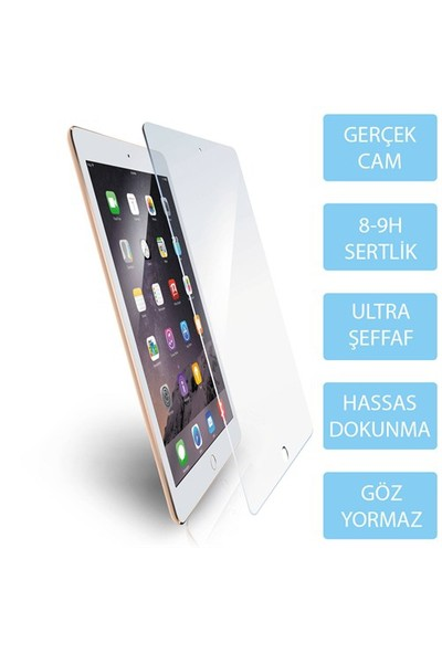 Mobile World iPad Air 2 Cam Ekran Koruyucu
