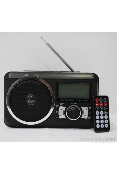 Everton Rt-37C Usb Card Fm Radio Player