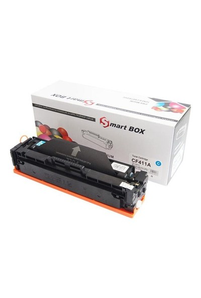 Hp 410A Cf411a Color Laserjet Pro M452 - M477 Mavi Muadil Toner