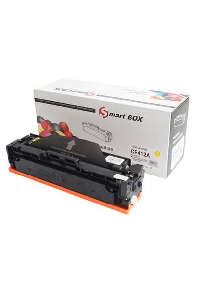 Hp 410A Cf412a Color Laserjet Pro M452 - M477 Sari Muadil Toner