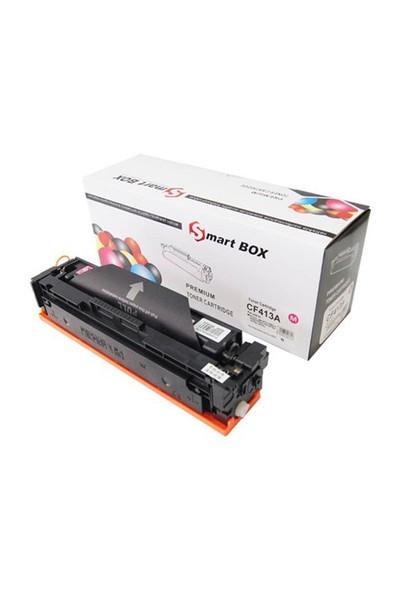 Hp 410A Cf413a Color Laserjet Pro M452 - M477 Magenta Muadil Toner