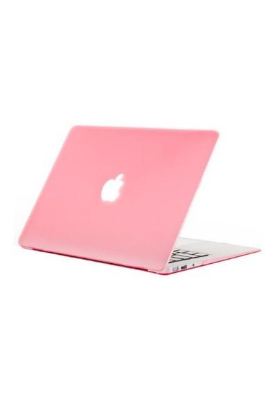 """Macbook Pro Retina 15""""- 15.4"""" İnç Transparan Sert Kapak Kılıf"""