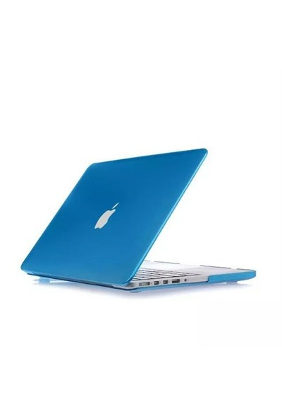 "Macbook Pro 15""- 15.4"" İnç Transparan Sert Kapak Kılıf"