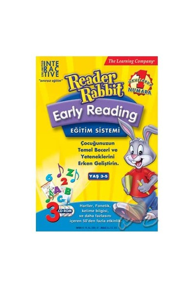 Reader Rabbit Early Reading