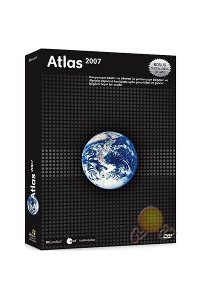 Atlas 2007 Dijital Okul Atlası