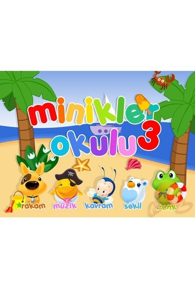 Minikler Okulu 3
