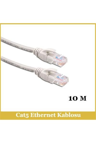 Ti-Mesh Cat5e Network Kablo Od5.5 7/0.12 Cl*8C - 10M