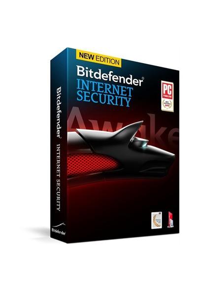 Bitdefender Internet Security 1 Kullanıcı 1 Yıl